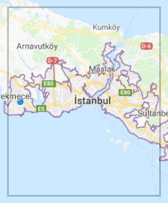 harita iletişim